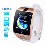 Умные часы Smart Watch Q18 - с большим изогнутым IPS HD LCD дисплеем смарт часы Q18 (доступно 3 цвета)
