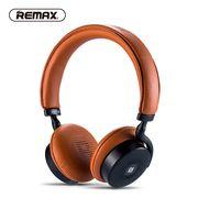 Беспроводные наушники Remax 300HB коричневые