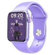 Смарт часы X22 фиолетовые