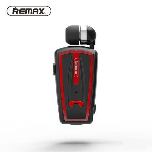 Bluetooth-гарнитура Remax RB-T12 с ресивером, черные